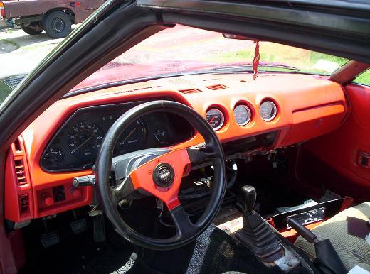 datsun 280zx my new interior motorsport auto z gallery
