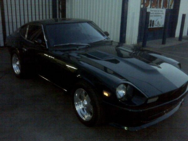Datsun 280z 280z Before Body Kit Motorsport Auto Z Gallery