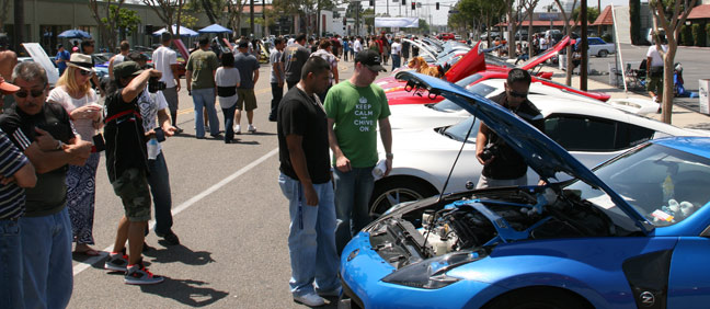 18th Annual Z-Car West Coast Nationals Car Show!