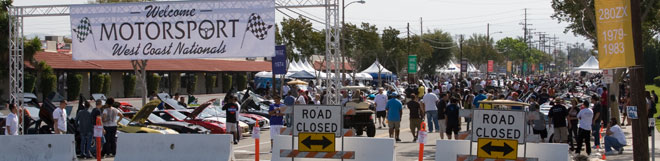 The 2012 Motorsport Auto Z-Car West Coast Nationals!