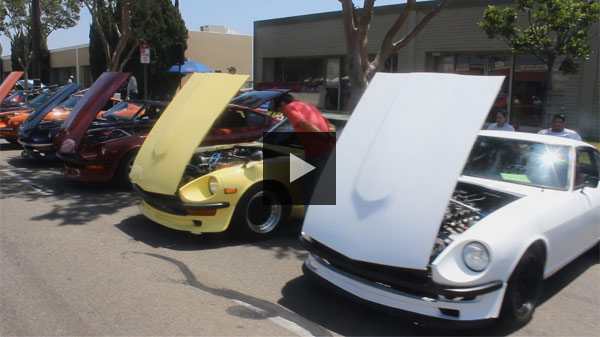 The First Annual Motorsport Auto Z-Car Show Ride Along!
